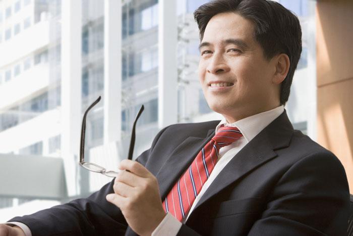 китаец бизнесмен фото городе, местоположение населенного