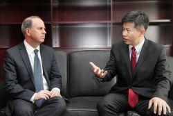 заключение договора с китайской компанией